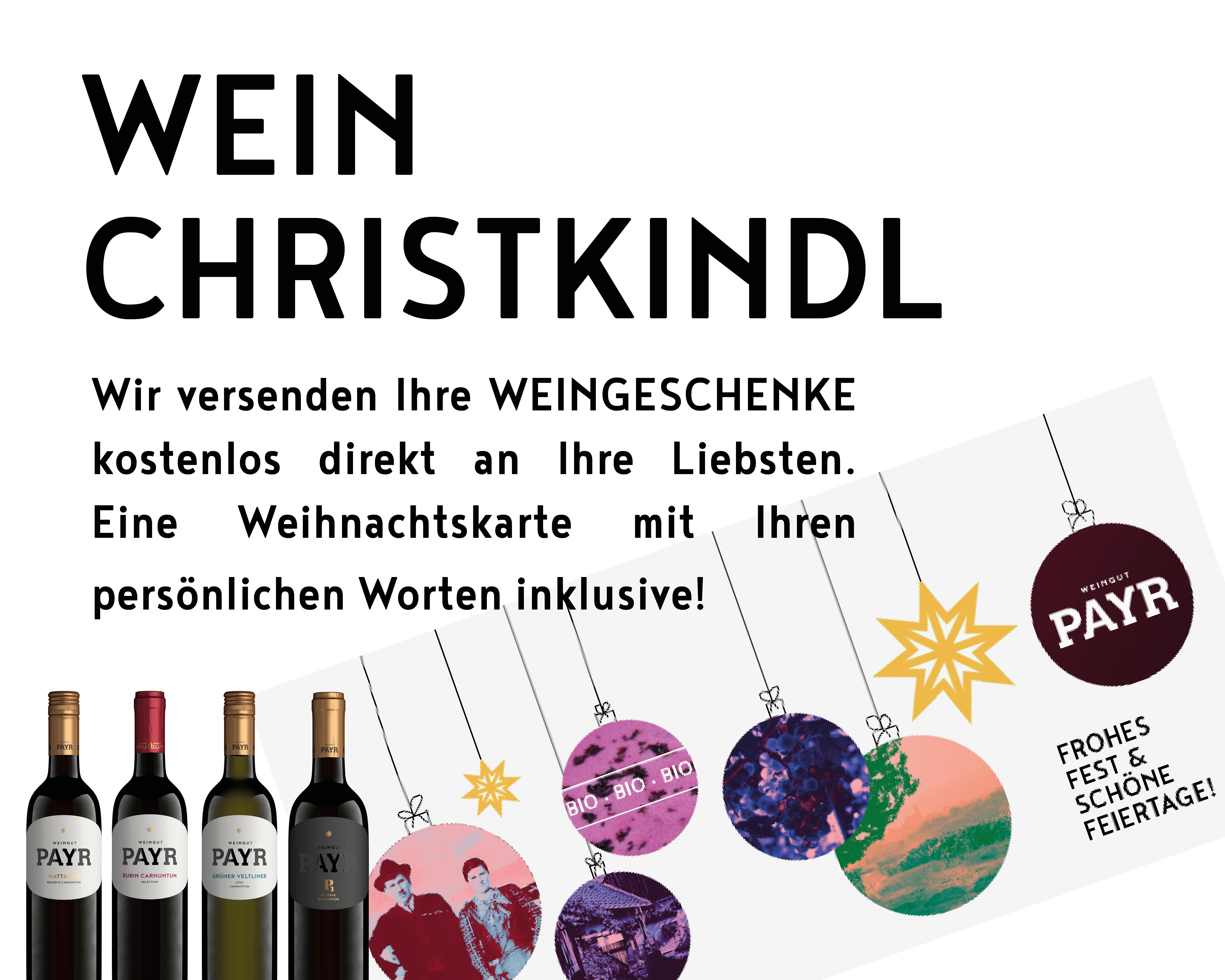 Website Bild Wein Christkindl