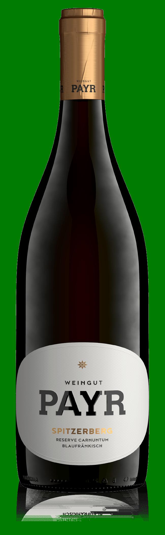 Weinflasche Ried Spitzerberg