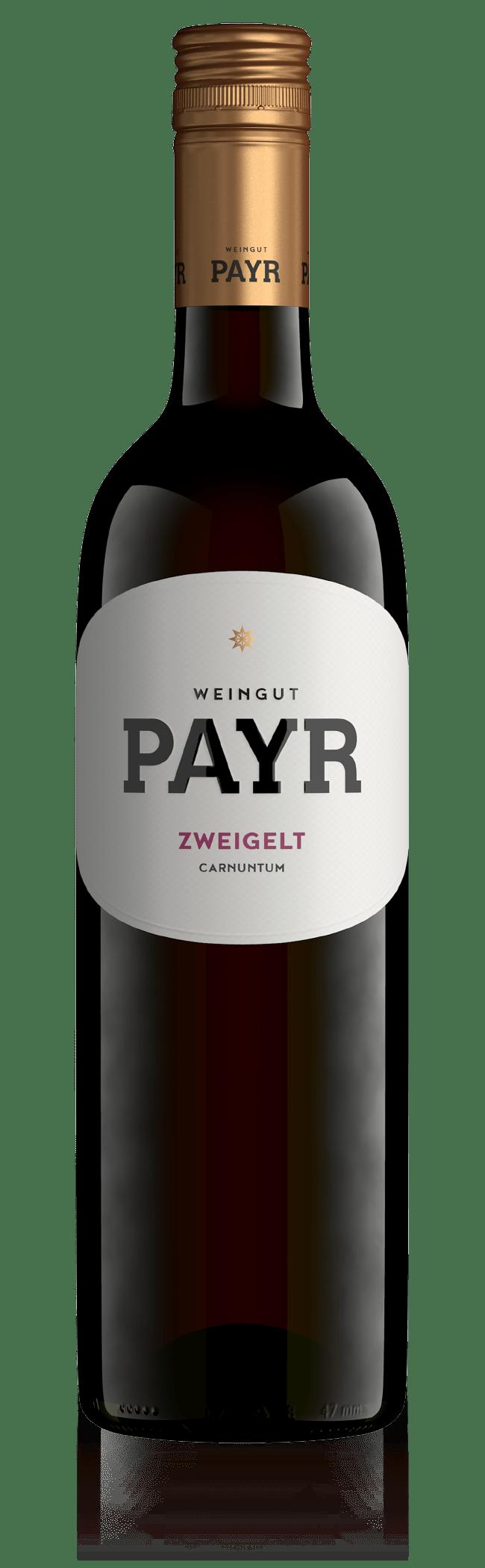 Weinflasche Zweigelt